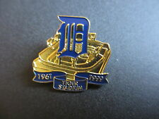 TIGER STADIUM COMMEMORATIVE LAPEL PIN DETROIT TIGERS