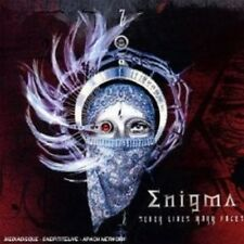 """ENIGMA """"SEVEN LIVES MANY FACES"""" CD NEW+"""
