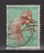 Indonesia Nederlands Nieuw New Guinea 29 TOP CANCEL HOLLANDIA 1954