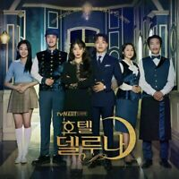 Hotel Del Luna TvN Drama OST 2CD+52p Photobook+Tracking no. IU Drama