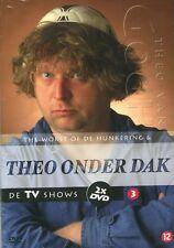 Theo Van Gogh : Theo Onderdak & The Worst of de Kunkering (2 DVD)