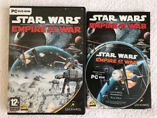STAR Wars: Empire At War-PC Windows-COMPLETO-DVD-ROM
