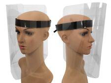 Gesichtsschutz Schutzmaske Vanillaflex aus Weich-PVC Made In Germany