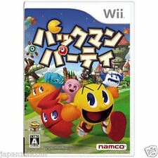 Used Wii Pac-Man Party JAPAN JP JAPANESE JAPONAIS IMPORT