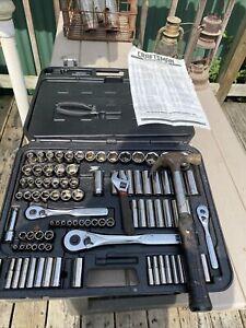 craftsman tool set 122 Pieces Please Read Listing