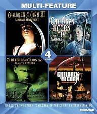 Children of the Corn III-666 (Blu-ray Disc, 2014) 4 movies
