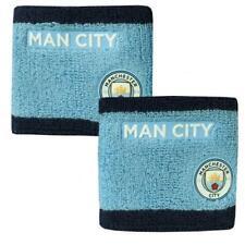Manchester City Fc Man Wristbands Sky Blue 2X Sweatbands