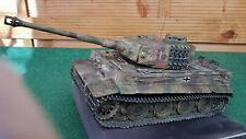 <<< einfach mal anschauen :-) >>>>  RC Panzer VI Tiger I  Maßstab 1:16