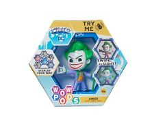 WOW ! POD DC SUPER FRIENDS THE JOKER FROM BATMAN  SERIES 1 SWIPE TO LIGHT