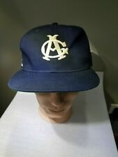 1928 Chicago American Giants Negro League Black Diamond Hat Whitesox Miller Ligh