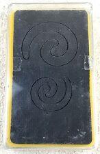 Provo Craft Sizzix Yellow Die Medium Swirls 38-0160 in Case No Insert