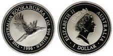 AUSTRALIA 1 DOLLAR 1996 (AUSTRALIAN KOOKABURRA) ARGENTO/SILVER #543
