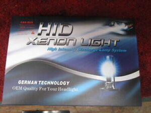 Unbenutzter Kit HID Xenon Light, Can Bus 35 W