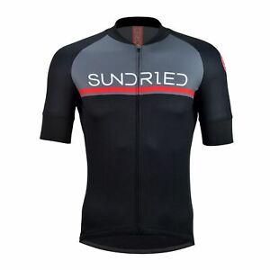 Sundried Men's Short Sleeve Cycling Jersey Road Bike Cycling Top Mountain Bike