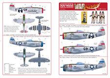 kits-world 1/48 p-47d Ocho nifties - ' look sin manos ' #48064