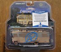 Christmas Vacation Randy Quaid Signed RV 1972 Condor BECKETT COA