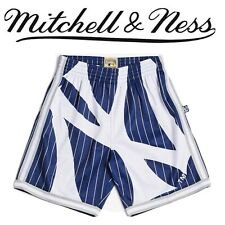 🔵⚪️Mitchell & Ness Big Face New York Yankees Shorts 🔵⚪️ Size 2XL 💯Authentic