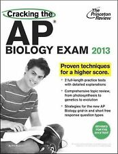 Cracking the AP Biology Exam, 2013 Edition (Revised) (College Test Pre-ExLibrary