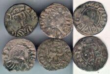 Cincin19,Very Nice & rare Medieval coins,Spain,Kingdom ARAGON