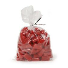 Darice Clear Treat Bags, 200 count- Great for Birthday or Holiday Parties!