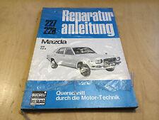 Reparaturanleitung Mazda (818/RX-3) (Vergaser 1300/1600cc) / Wankel / NSU Lizenz