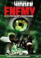 The Hidden Enemy:-  Inside Psychiatry's Covert Agenda DVD Documentary
