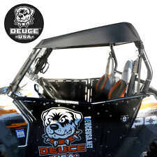 Deuce USA Polaris RZR Soft Top 2014-2008 570, 800, 800s & 900XP Ballistic Nylon