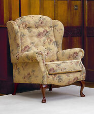 Sherborne Lynton  Queen Anne high seat chair. Suite Deal