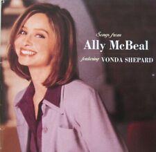 VONDA SHEPARD - SONGS FROM ALLT McBEAL  - CD