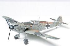 Tamiya América [ Tam ] 1:48 Messerschmitt Bf109e3 Maqueta de Plástico en Kit