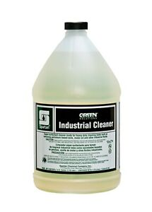 Case of 4 Gallons Spartan Green Solutions Industrial Cleaner