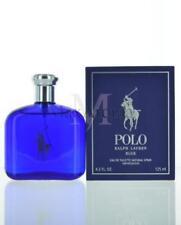 Polo Blue By Ralph Lauren Eau De Toilette 4.2 OZ NEW