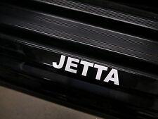 (2pcs) JETTA doorstep badge decal VW Volkswagen JETTA