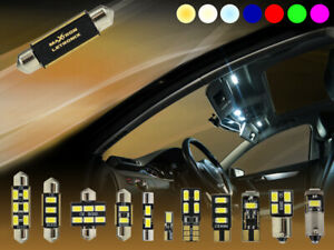 MaXtron® 5370 SMD CAN-Bus LED Innenraumbeleuchtung Interior 7 Farben 12V