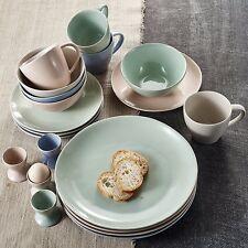 Vancasso 20x Porcelain Dinner Set Glazed Ceramic Dinnerware Plates for 4 Person