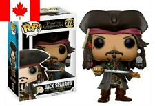 Funko POP! Pirates of the Caribbean - Jack Sparrow ~ FAST & FREE SHIPPING