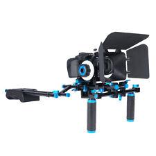 YELANGU DSLR Camera Camcorder Shoulder Support Mount Rig Slider Movie Stabilizer