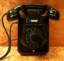 Jubiläum! 60! W49 Telephone Telefon TI-WA Wand/Tischapparat  3.61 Top! Wie neu!