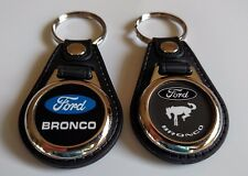 FORD BRONCO KEYCHAIN 2 PACK MIX CLASSIC TRUCK