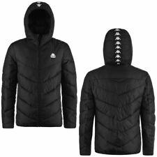 Kappa 222 Banda Amarit Jacket - Black - Small 34/36 Chest - RRP £120