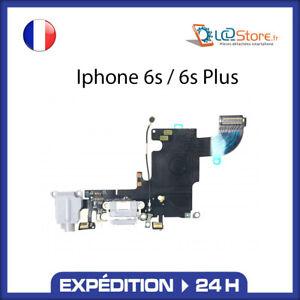 Nappe dock connecteur de charge Lightning + Micro + jack IPhone  6s /  6s Plus