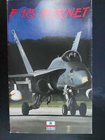 F - 18, Hornet, amerikanischer Jagdbomber, ESCI, Scale:1/48, Kit: 4072, Rarität