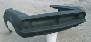 70 Plymouth Barracuda / Cuda SHOWCARS Fiberglass Wrap Front End without Grille