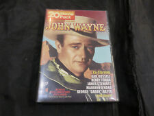 JOHN WAYNE DVD PACK - 20 Movies on 3 Discs - McLintock,Hell Town, Texas...USED