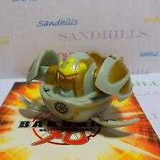 Bakugan Sirenoid Gray Haos B2 Bakuclear 460G & cards