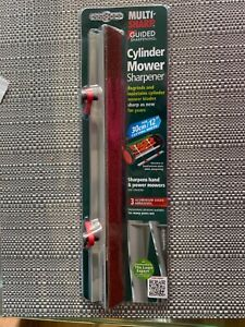 multi sharp cylinder mower sharpener