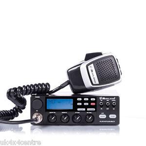 Midland Alan 48 Plus CB Radio Multi Standard EU Norm & UK40