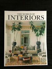 World of Interiors Magazine March 2018
