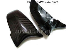For BMW Series 5 F10 F11 M Performance Carbon Fiber Mirror Replaced Cover Caps