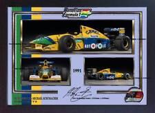 Michael Schumacher print photo poster signed autograph Formula 1 FRAMED #021